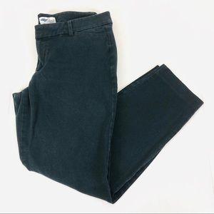 Old Navy Black Pixie Pants Size 10